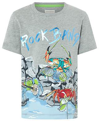 Monsoon Rock Band Tee