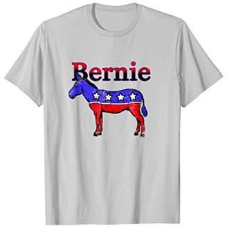 Bernie Sanders Democrat Donkey Party Logo Symbol T-Shirt