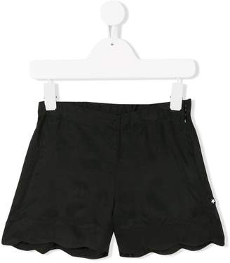 Molo scalloped shorts