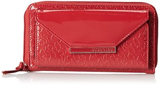 Kenneth Cole Reaction Urban Organizer Clutch Wallet $38.50 thestylecure.com