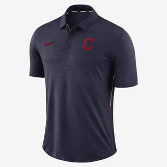 Nike Breathe Touch (MLB Indians) Men's Polo