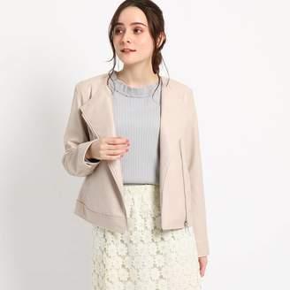 Couture Brooch (クチュール ブローチ) - クチュール ブローチ Couture brooch 【WEB限定販売】ライダースジャケット (ライトベージュ)