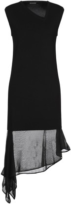 Neil Barrett Knee-length dresses