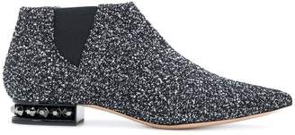 Nicholas Kirkwood Suzi low chelsea boots