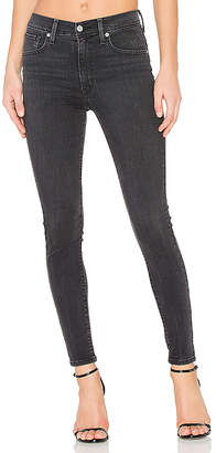 LEVI'S Mile High Super Skinny $98 thestylecure.com