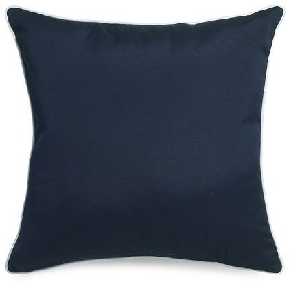 Solid-Color Outdoor Pillows