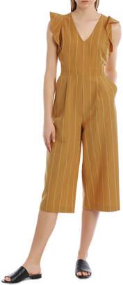 Jumpsuit Printed Striped