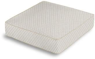 Loom Decor Box Floor Pillow Calais - Chalk