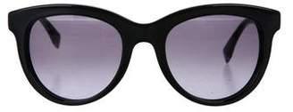 Fendi Gradient Wayfarer Sunglasses