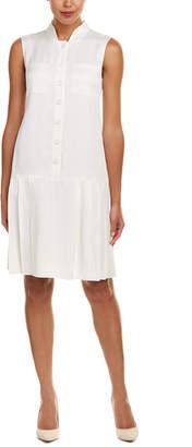 Lafayette 148 New York Minka Drop Waist Dress