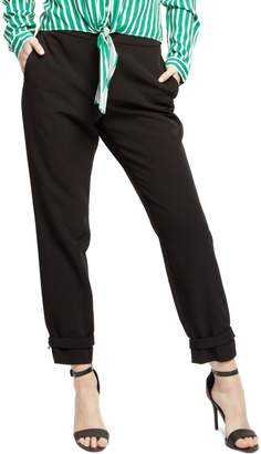 Dex Buckle Hem Dress Pants