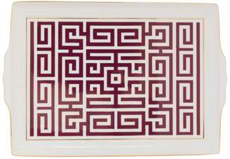 Richard Ginori 1735 Labirinto Tray (31.5cm x 22.5cm)