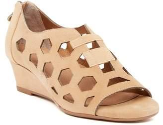 Bettye Muller Sean Distressed Leather Sandal