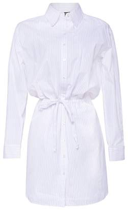 Juicy Couture Striped Cotton Shirtdress