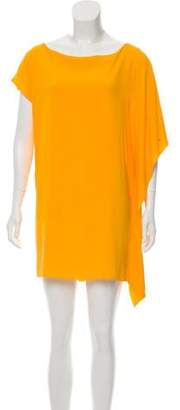 Ramy Brook Silk Oversize Blouse