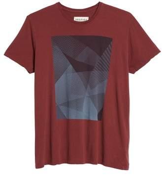 Vestige Line Matrix Graphic T-Shirt