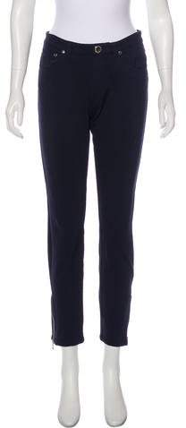 Marc by Marc Jacobs Mid-Rise Skinny-leg Pants