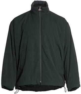 Balenciaga Cocoon Zip-Up Jacket