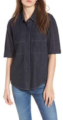 AG Jeans Lonnie Front Button Shirt