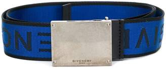 Givenchy logo buckle belt