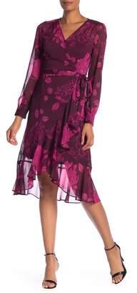 Nanette Lepore NANETTE Wrap Dress