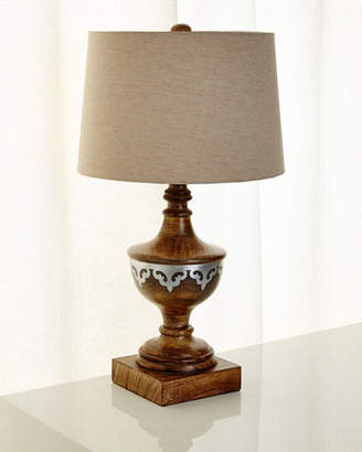 GG Collection G G Collection Wood Table Lamp