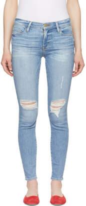 Frame Blue Le Skinny de Jeanne Jeans