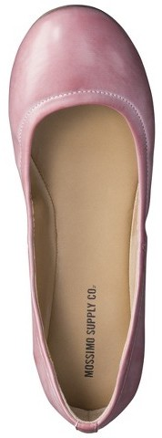 Mossimo Women's Ona Scrunch Ballet Flat - Assorted Colors