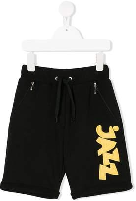 Raspberry Plum Ornette shorts