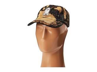 Depressed Monsters Yerman Bleached Dad Hats Caps