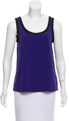 Marc by Marc Jacobs Sleeveless Casual Top