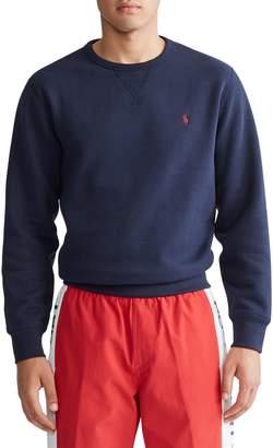 Polo Ralph Lauren Logo Cotton-Blend Sweatshirt