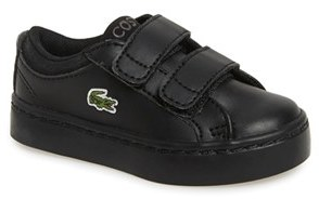 Infant Boy's Lacoste 'Straightset' Sneaker $64.95 thestylecure.com