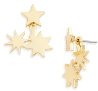 Women's Baublebar Starry Ear Jackets $32 thestylecure.com