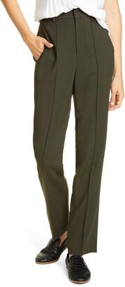 Vince High Waist Tailored Pants