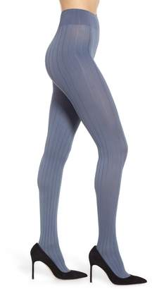Oroblu Ribbed Opaque Tights