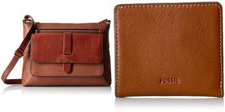 Fossil Kinley Crossbody with Emma Mini Rfid Wallet