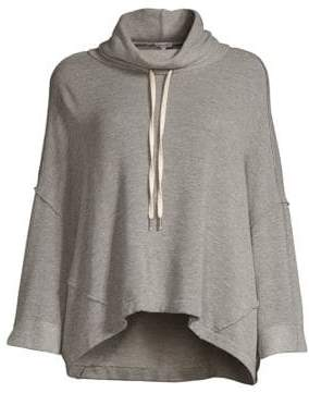 Splendid Super Soft Cowlneck Sweatshirt