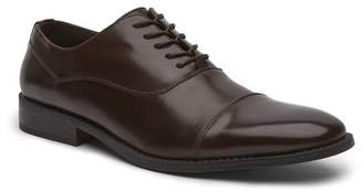Kenneth Cole Unlisted, A Production Half Time Cap Toe Oxford