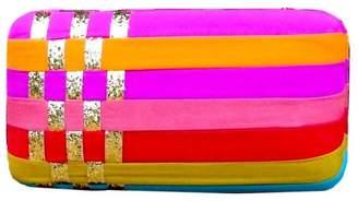 Simitri Designs - Pink Lay Clutch