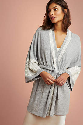 Flora Nikrooz Brushed Fleece Robe