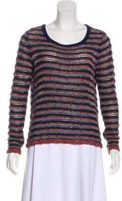 Rag & Bone Strip Knit Sweater