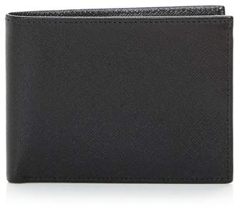 Bloomingdale's The Men's Store at RFID Saffiano Slimfold Wallet - 100% Exclusive