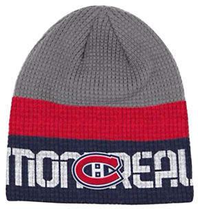 Reebok Montreal Canadiens Knit Beanie