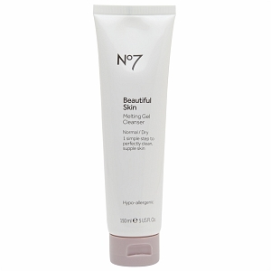 Boots Beautiful Skin Melting Gel Cleanser, Normal / Dry