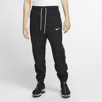 08e26f2f41c9b Nike Men's Woven Pants Sportswear Swoosh