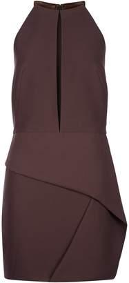 Aq/Aq Andie Keyhole Front Mini Dress