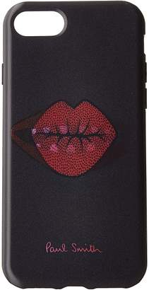 Paul Smith Orange Lips iPhone 7/iPhone 8 Case Cell Phone Case