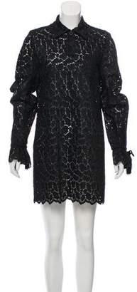 Sacai Lace Shift Dress