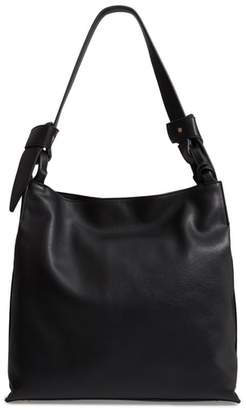 Sole Society Josah Faux Leather Shoulder Bag